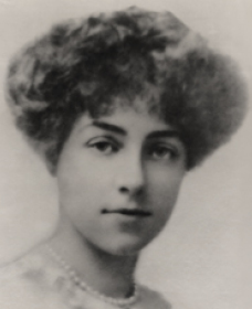 Dorothy Payne Whitney (Mrs. Willard Straight)
