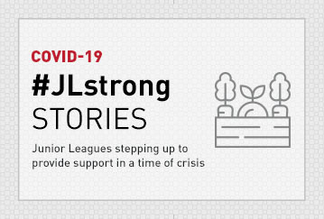 Junior League Stories  Food Drives