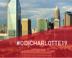 Registration is now open ODI Charlotte May 31-June 2