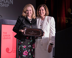 Congratulations to Mary Harriman Award Winner Carolyn Maloney