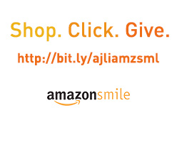 Please support AJLI's programs every time you shop.