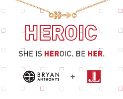 She is passionate. She is heroic. Be her.