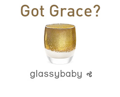 10% from the sale of each 'grace' votive will be donated to The Junior League