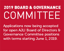 The 2018 Board & Governance Application is now live!
