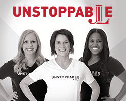 The Junior League is U.N.S.T.O.P.P.A.B.L.E!